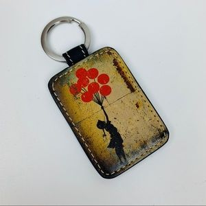 United Streets of Art Key Chain
